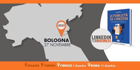 Corso LinkedIn for Business - Bologna biglietti