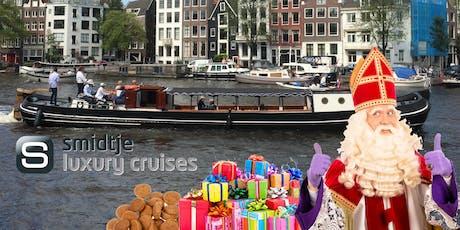Sinterklaas intocht Amsterdam - 17 November 2019 tickets