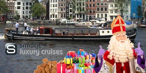 Sinterklaas intocht Amsterdam - 17 November 2019
