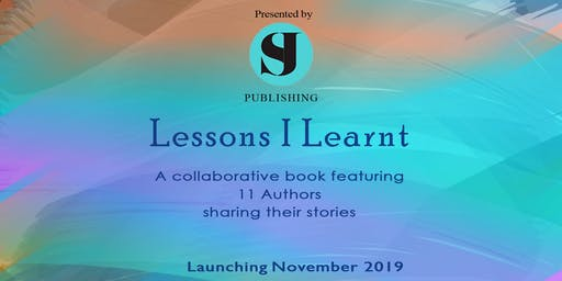 Lessons I Learnt - The Official Book Launch [Perth, WA]