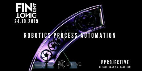 BXL - FIN AND TONIC: RPA tickets