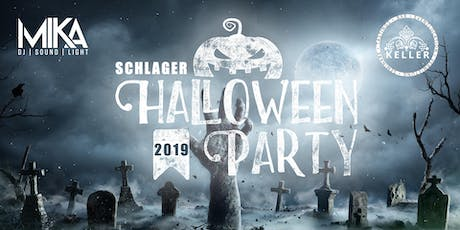 Schlager Halloween Party Tickets