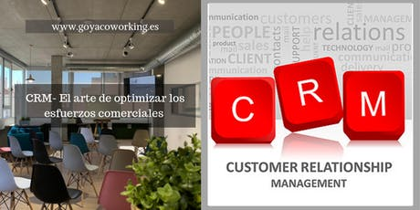 CRM – El arte de optimizar los esfuerzos comerciales entradas
