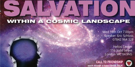 Rethinking Salvation Within A Cosmic Landscape tickets