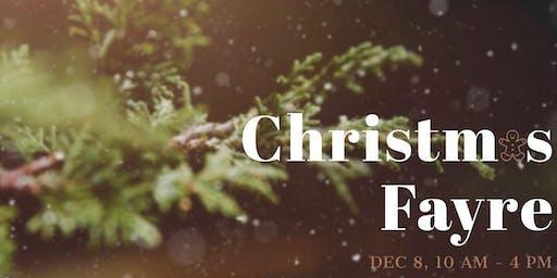 Hockwold Christmas Fayre 2019
