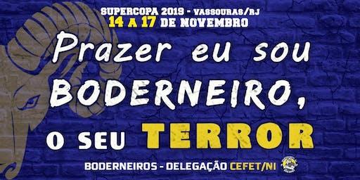 SUPERCOPA 2019 - DELEGAÇÃO CEFET NI