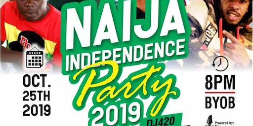 NAIJA INDEPENDENCE PARTY 2019- MEMPHIS TENNESSEE