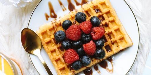 Family Cook - Jayden's Waffles
