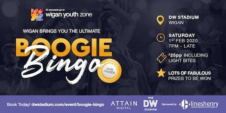 Boogie Bingo  tickets