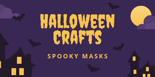 Halloween Crafts: Spooky Masks