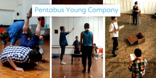 Pentabus Young Company Acting Masterclass with Elle While