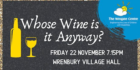 Whose Wine is it Anyway Comes to Wrenbury tickets