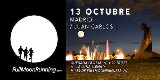 FullMoonRunning Juan Carlos I