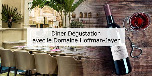 Diner Dégustation - Domaine Hoffmann-Jayer