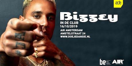 Bizzey in de Club tickets