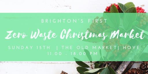 Brighton's Zero Waste Christmas Market
