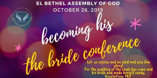 A Brush with Jesus-Art Payment for Becoming His Bride Conference