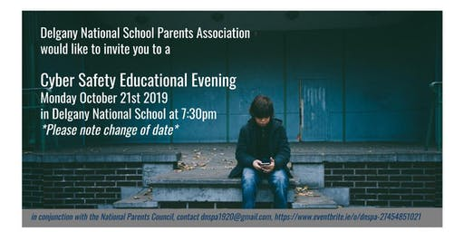 Cyber Saftey Education Evening