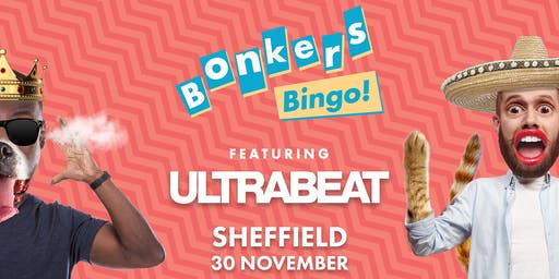 Bonkers Bingo Sheffield Feat Ultrabeat