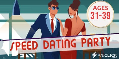 Speed Dating & Singles Party | ages 31-39 | Melbourne
