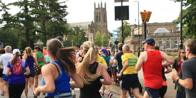 Leamington Spa Half Marathon