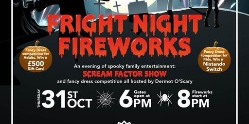 Fright Night Fireworks