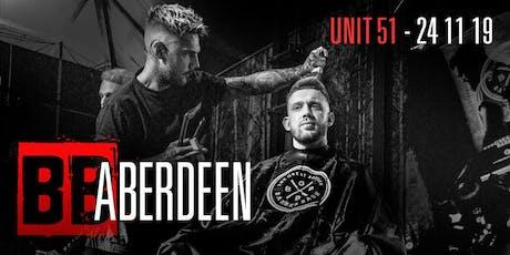 Barber Bash Aberdeen - Education, Barber Culture & Socialising tickets