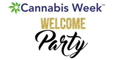 CWCBE Cannabis Week Welcome Party...hosted by Women Grow