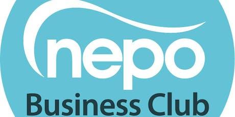 Navigating the NEPO Portal - 19 November 2019 - Stockton tickets