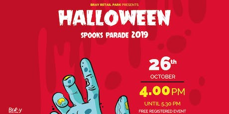 Halloween Spooks Parade Bray tickets