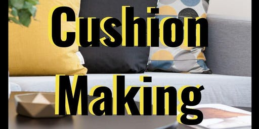 Cushion Making Workshop (beginners)