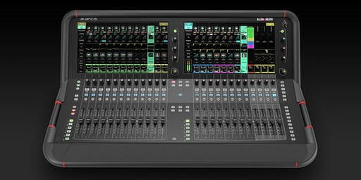 Allen & Heath Avantis Seminarangebot in Kooperation mit Audiodemon