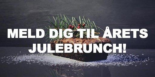 Julebrunch - INCUBA Katrinebjerg
