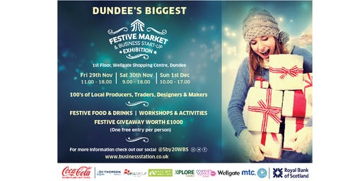 Festive Market and Business Start-Up Exhibition