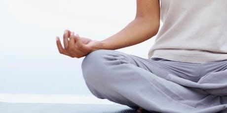 INSTANT PAUSE : une heure de pratique de méditation Pleine Conscience  billets