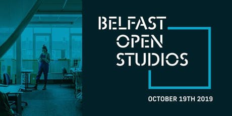 Belfast Open Studios 2019 at QSS Artist Studios tickets