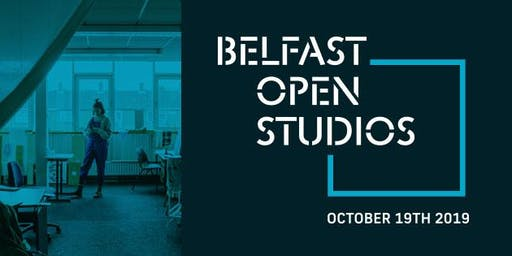 Belfast Open Studios 2019 at QSS Artist Studios