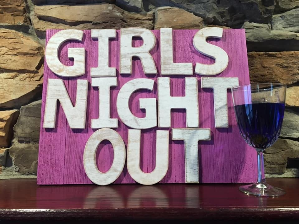 November Girls Night Out of Cecil County
