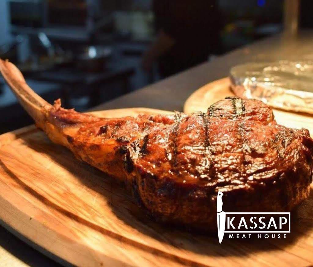 Sunday Roast at Kassap Meat House