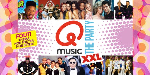 Qmusic The Party FOUT (XXL) - Breda