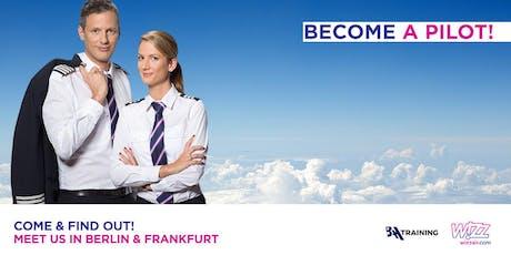 Wizz Air Cadet Program Career Day in Berlin Tickets