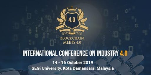 MYINDUSTRIES2019 BLOCKCHAIN MEETS 4.0