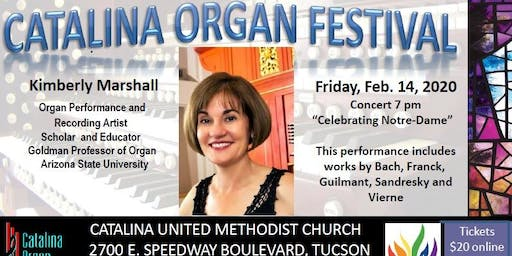 Celebrating Notre-Dame with Kimberly Marshall, organist