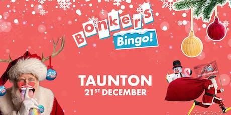 Bonkers Bingo at Mecca Taunton tickets