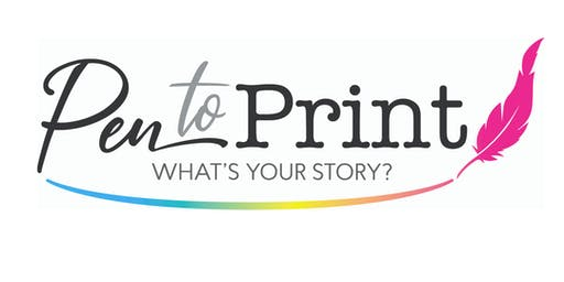 Pen to Print: Jean Fullerton Creative Writing Workshop - 3 of 3