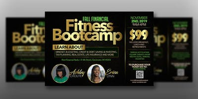 Fall Financial Fitness Bootcamp