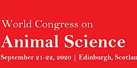 World Congress on Animal Science tickets