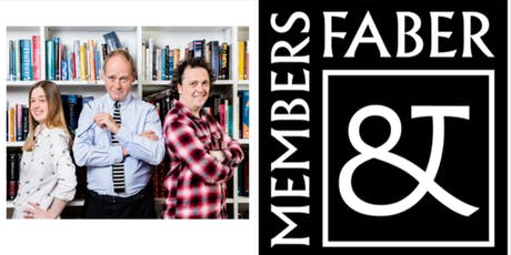 Faber and Foyles present: The QI Literary Quiz tickets