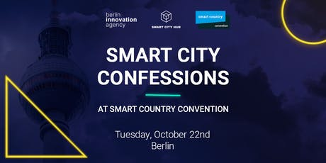Smart City Confessions tickets