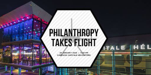 Philanthropy Takes Flight